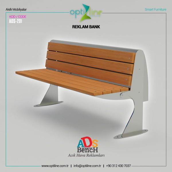 Advertisement Bench ADS-201